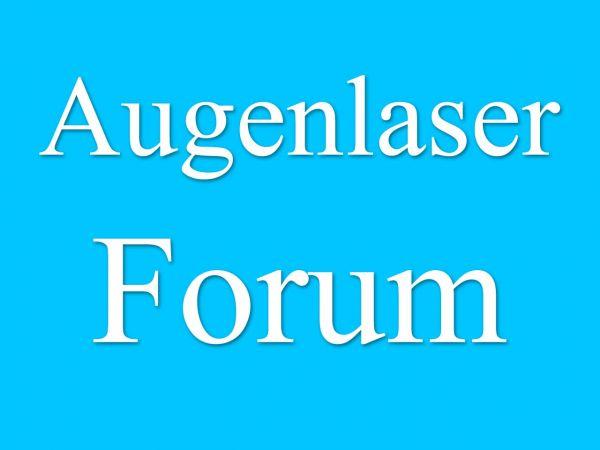 Augenlaser Forum