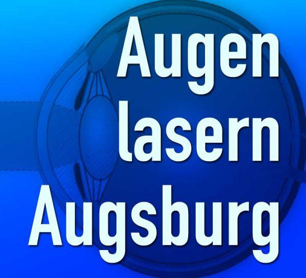 Augenlasern Augsburg