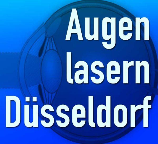 Augenlasern Düsseldorf