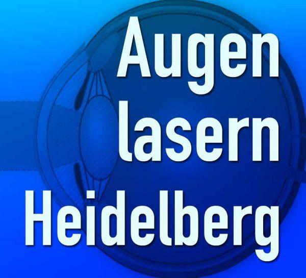 Augenlasern Heidelberg