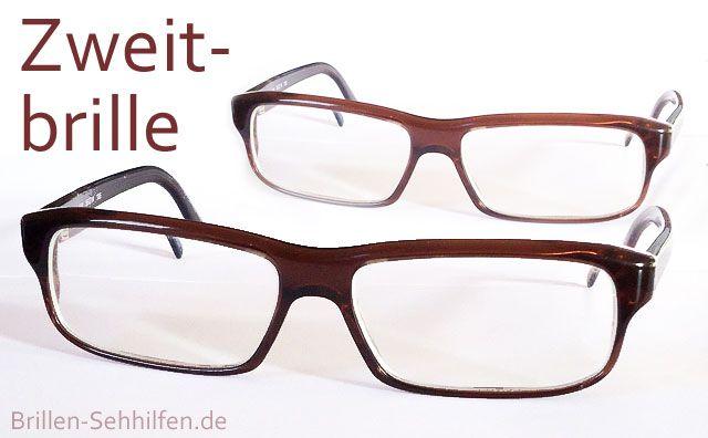 Zweitbrille