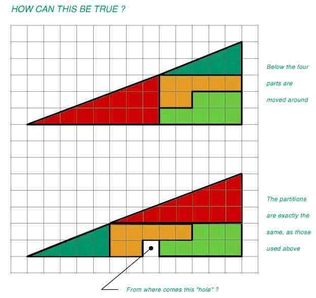 Dreiecksrätsel