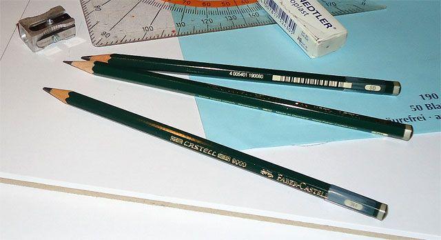 Bleistift Faber Castell