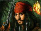 Jack Sparrow Speedpainting