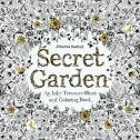 Secret Garden Malbuch