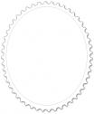 Osterei-Briefmarke (zum Ausmalen)